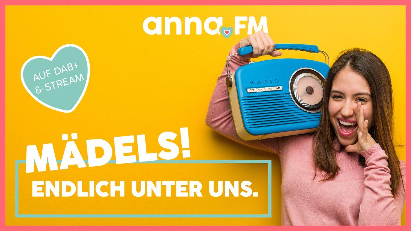 Anna.FM Werben