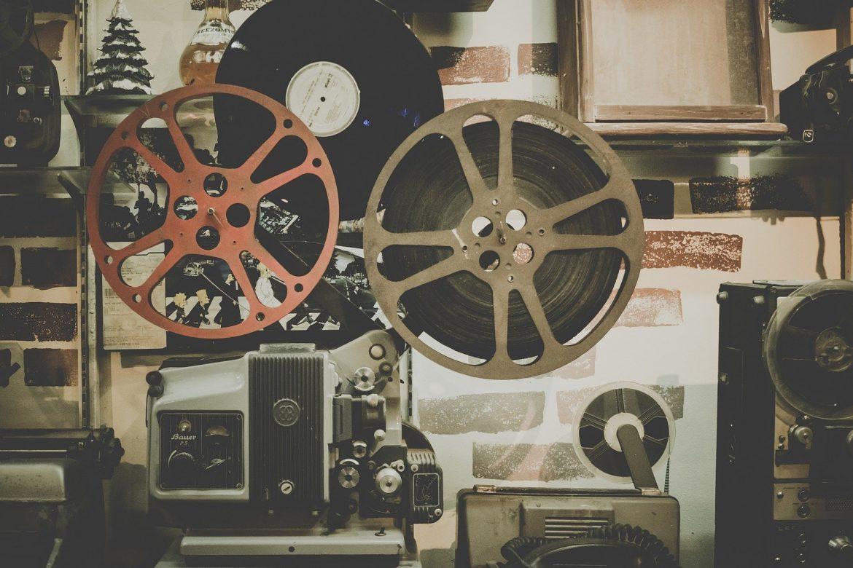 Kino. Filmbänder